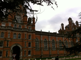 Royal Holloway, London