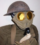 gasmask, courtesy of AEF Doughboys